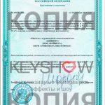 Лицензия на применение пиротехнических изделий