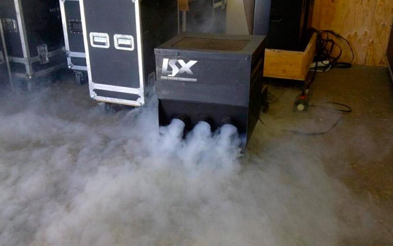 Аппарат дыма своими руками